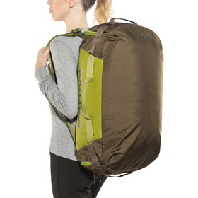 Marmot Long Hauler Sac Medium, cilantro/raven